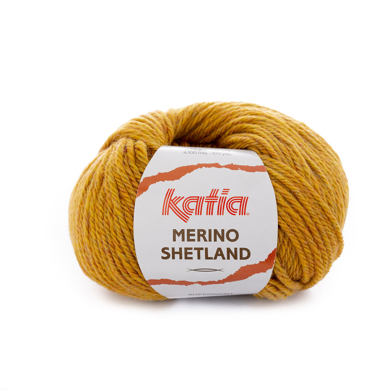 Merino Shetland