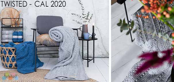 Crochet Along 2020 - Twisted