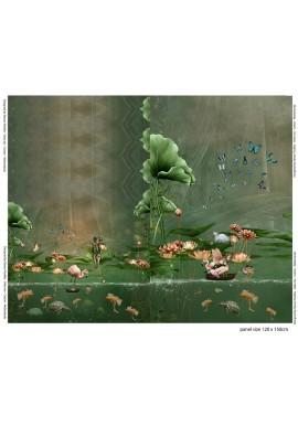 13262 Jersey Digital print Panel 120x150 cm