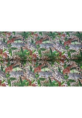 16136 Printed cotton poplin