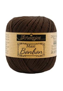 Scheepjes Maxi Bonbon Black Coffee Kleurnummer 162