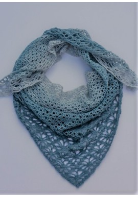 Katja driehoek sjaal