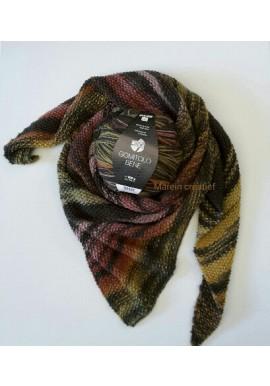 Gomitolo Bene sjaal