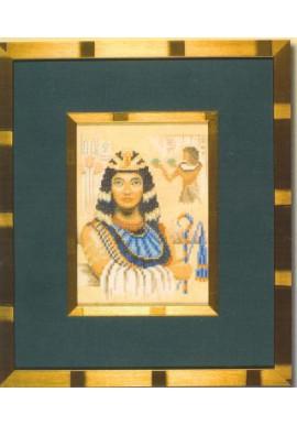 Lanarte 34988 Queen Cleopatra - Small Telstof 13x18cm