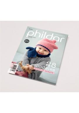 Phildar Nr. 675  28 baby modellen voor jongens en meisjes