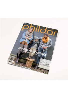 Phildar Nr. 146 Accessoires Special Herst-winter collectie 2017-2018