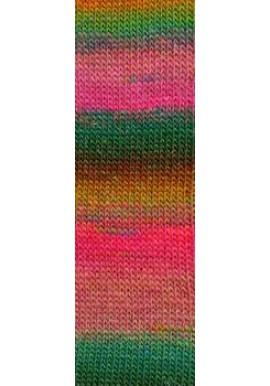 Mille Colori Socks & Lace Luxe Kleur 0055