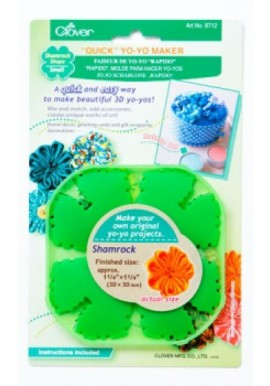 Clover Yo-Yo maker - Shamrock Small