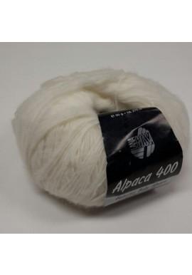 Alpaca 400 Kleurnummer 0001