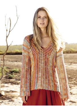 A Mano gehaakte trui