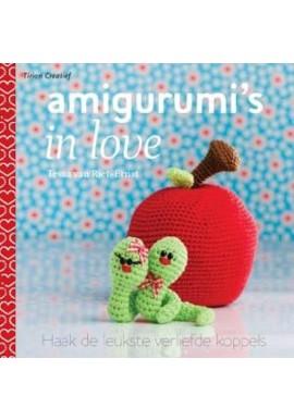 Amigurumi 's in love van Tessa van Riet-Ernst (Tirion Creatief)