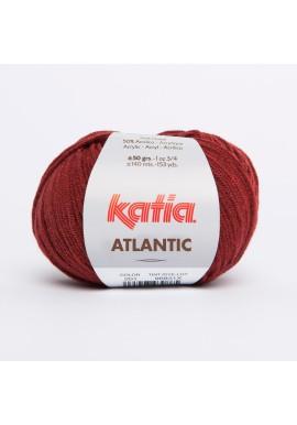 Atlantic Kleurnummer 201 - Rood-Zwart