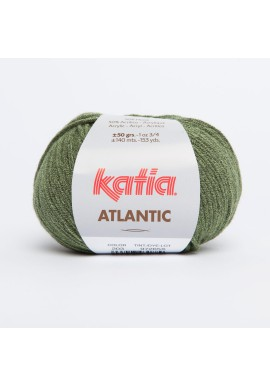 Atlantic Kleurnummer 203 - Pistache-Zwart