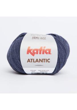 Atlantic Kleurnummer 207 - Jeans-Zwart