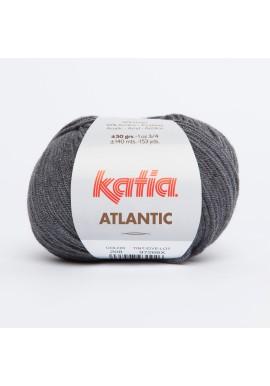 Atlantic Kleurnummer 208 - Grijs-Zwart
