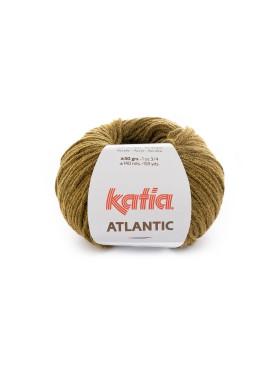 Atlantic Kleurnummer 209 - Mosterdgeel-Zwart