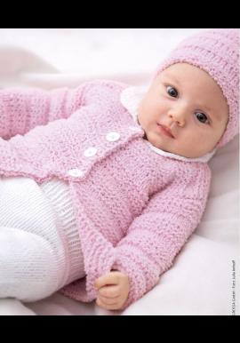 Baby soft  meisjes vestje