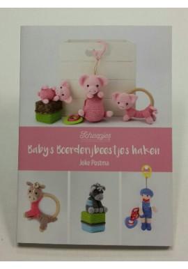 Baby's Boerderijbeestjes haken van Joke Postma