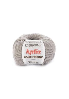 Basic Merino  Kleurnummer 12 - Grijs