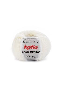 Basic Merino  Kleurnummer 3 - Ecru