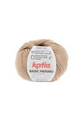 Basic Merino  Kleurnummer 79 - Licht beige