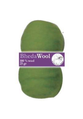 Bhedawol, 1x25 gram, appelgroen