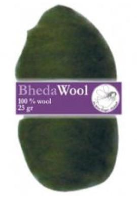 Bhedawol, 1x25 gram, mosgroen