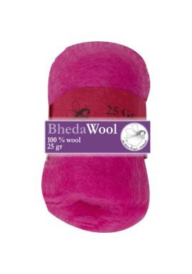 Bhedawol, 1x25 gram, rood roze
