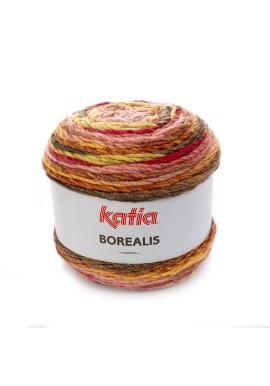Borealis Kleur 200 Groen Oker Bleekrood