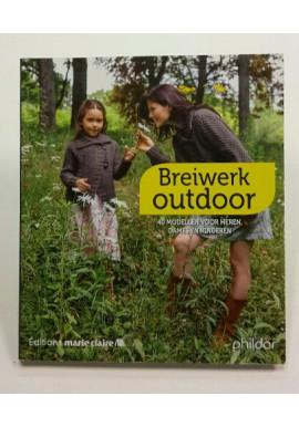 Breiwerk outdoor van phildar (nederlandse editie)
