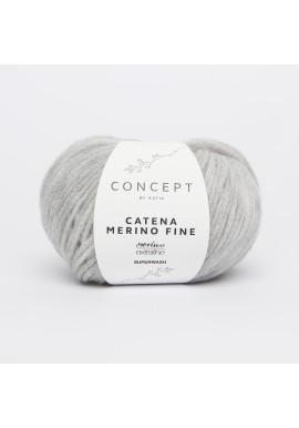 Catena Merino Fine Kleurnummer 261 - Licht grijs