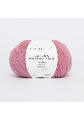 Catena Merino Fine Kleurnummer 275 - Bleekrood