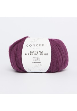 Catena Merino Fine Kleurnummer 276 - Parelmoer-lichtviolet