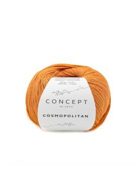Cosmopolitan Kleurnummer 76 - Pasteloranje