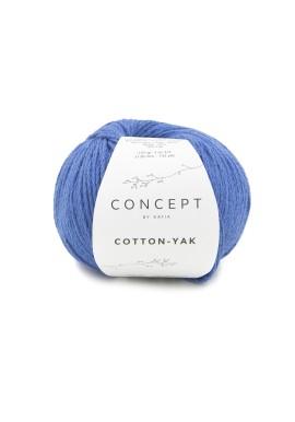 Cotton Yak Kleurnummer 127 - Nachtblauw