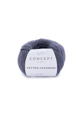 Cotton Cashmere Kleurnummer 61 - Donker grijs