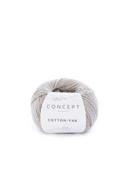 Cotton Yak Kleurnummer 100 - Beige