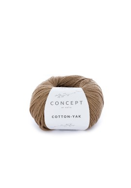 Cotton Yak Kleurnummer 102 - Bruin