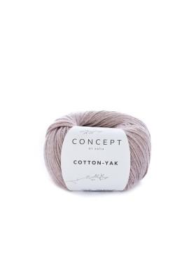 Cotton Yak Kleurnummer 108 - Parelmoer-lichtrood