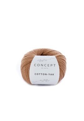 Cotton Yak Kleurnummer 117 - Oranje