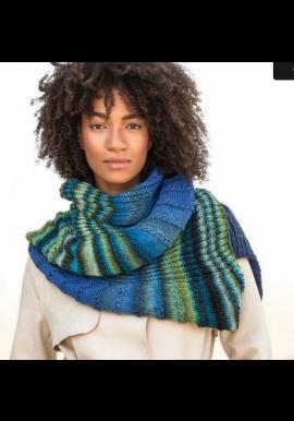Gomitolo Finito sjaal