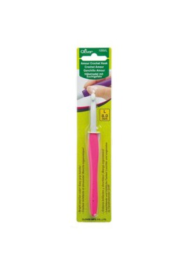 Clover Amour Crochet Hook 8,0 mm