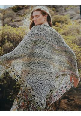 Gomitolo Summer tweed stola