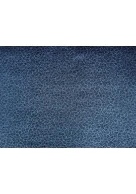 Fat Quarter  50 x 55 cm Blauw tinten 650