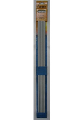 Pony Sokkennaald 40cm 5st. 5.5mm