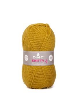 DMC Knitty 4 100 gram Kleurnummer 666