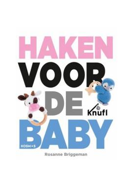 Boek Haken voor de baby van Rosanne Briggeman