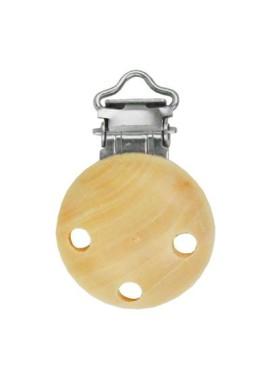 Houten clip voor speen  Kleur 110