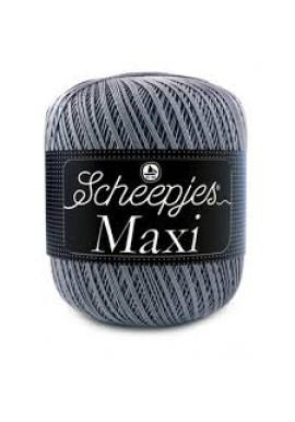 Scheepjes Maxi Kleurnummer 004 grijs