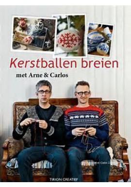 Arne & Carlos kerstballen breien UitgeverijTirion Creatief